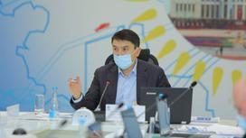 Министр энергетики Магзум Мирзагалиев