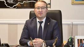 Новый замглавы КГД МФ РК Бакытжан Слямов