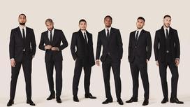 Игроки ПСЖ в одежде от Dior