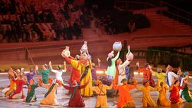 Церемония открытия Dubai Expo 2020