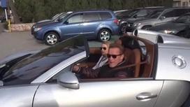 Арнольд Шварценеггер продал свой суперкар за 2,5 млн долларов