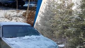 Кешке жаз, таңертең қыс: Астана тағы да қар құрсауында қалды (фото)