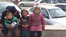 Мать-одиночка: Моим детям стыдно появляться на улице