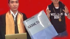 Түсініксіз рэп айтатын Сайлаубекті қазақ тілі оқулығына енгізген автор халыққа ренжіп қалды