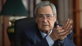 Губернатор Кемеровской области Аман Тулеев подал в отставку
