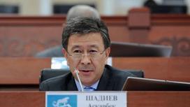 Бывший вице-премьер Кыргызстана бежал из страны вброд через реку