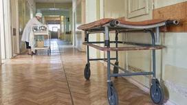 Мужчину госпитализировали с подозрением на менингит в Кызылординской области