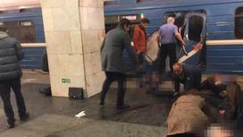 Теракт в питерском метро: 10 человек погибли, 47 пострадали