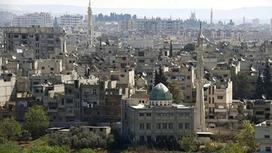 «Вражеские ракеты» атаковали военные базы Сирии