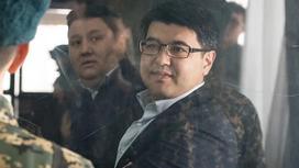 Бишимбаев из-за решетки: Потеря доверия Назарбаева – моя большая личная боль