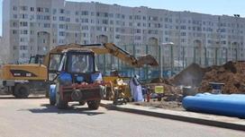 Незаконные постройки начали сносить в Астане