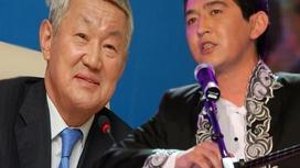 Алтын адам: Ринат Зайытов Сапарбаевты жер көкке сыйғызбай мақтады