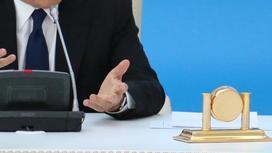 Назарбаев: Құдайға шүкір, бізде мұнай мен газ, алтын - бәрі бар