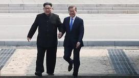 """""""Соғыс бітті"""": Оңтүстік және Солтүстік Корея ақыры достасатын болды"""