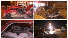 Ночные гонки привели к смерти пассажира в Алматинской области (фото)