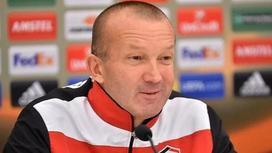 Новый главный тренер появился у «Астаны»