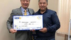 Полмиллиона как символ удачи: казахстанцы рассказали, как выиграли в лотерею
