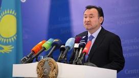 "Назарбаев освободил Мухтара Кул-Мухаммеда от должности первого зампреда ""Нур Отана"""