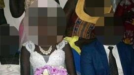 семья из Судана