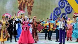 Казахстанцы празднуют 1 мая