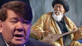 Шаханов: Жамбыл - Сталиннің туфлиін шебер жалаған адам