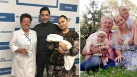 """""""Муж не должен видеть мои схватки"""": Казахстанские звезды откровенно о родах"""
