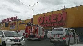 8 детей получили ожоги в ТРК Иркутска