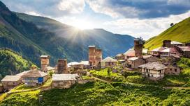 Грузия: страна солнца, гор и гостеприимства