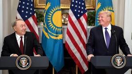 """""""У Казахстана нет конфликтов"""": Назарбаев рассказал о разговоре с Трампом"""