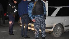 Появились кадры ночных поисков Токмади в Таразе