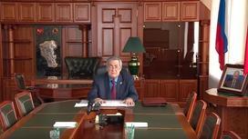 Аман Тулеев объяснил причины своей отставки (фото)