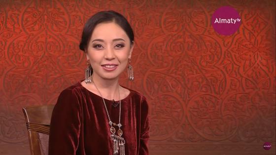 """Программа """"Iнжу-маржан"""" стала жемчужиной телеканала """"Алматы"""""""