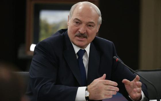 Александр Лукашенко. Фото: Mikhail Svetlov / Contributor / Getty Images