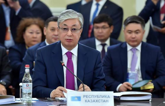 Что дискредитирует идею интеграции в ЕАЭС, рассказал Токаев