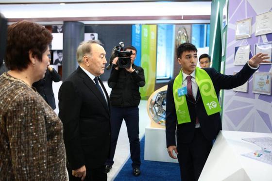 Казахстанский школьник, побивший уникальный рекорд, поступил в Гарвард