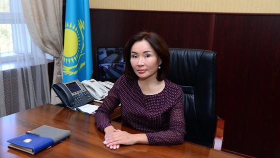 Анар Қайырбекова. Фото: okmpi.kz