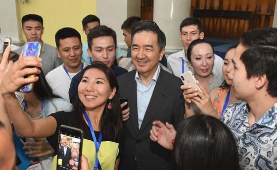 Сагинтаев поделился видением развития Алматы