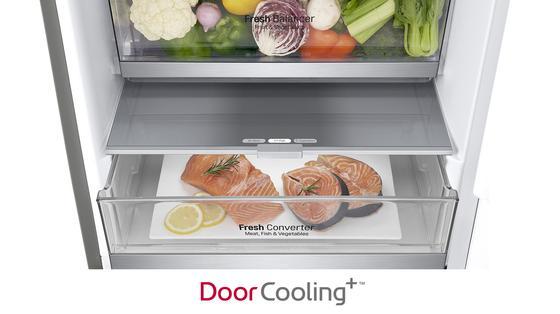 Искусство свежести в холодильниках LG DoorCooling plus