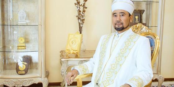 Қазақстанның бас мүфтиі Серікбай қажы Ораз. Фото: muftyat.kz
