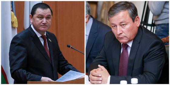 Мирзиеев наградил орденами чиновников, которых ранее обвинил в предательстве