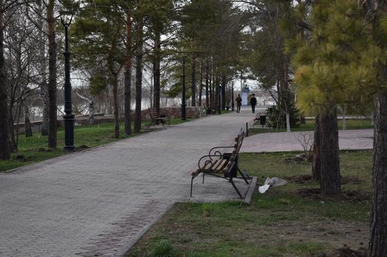 Ушли с центральных улиц во дворы: как изменился Павлодар при карантине