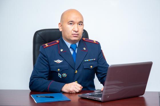 Серик Тусупов