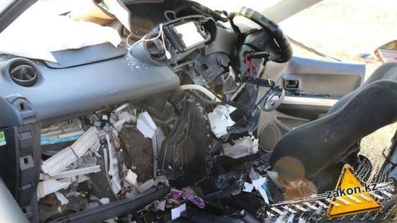 Три смерти, семь пострадавших: жуткая авария случилась на трассе Алматы - Бишкек (фото, видео)