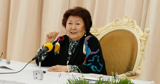 """Сара Назарбаева поздравила """"SOS Детские деревни"""" с юбилеем"""