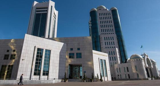 Нового спикера Сената Парламента Казахстана изберут на тайном голосовании