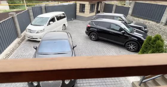Автомобили семьи Беркута