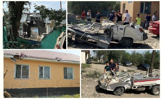 Взрыв в цехе в Алматинской области: выяснились новые подробности (видео)