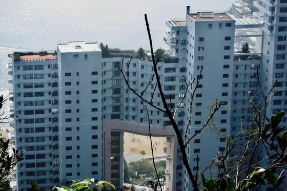 Дом в Гонконге
