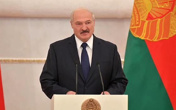 Фото: Беларусь президентінің ресми сайты