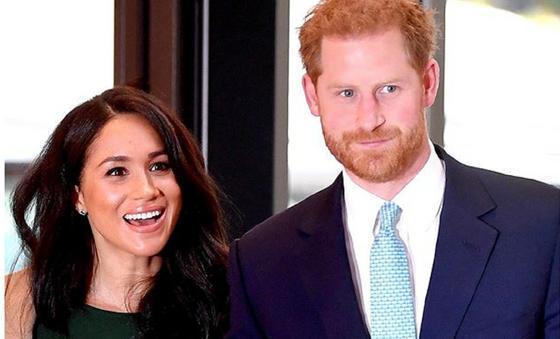 Меган Маркл нашла себе работу после решения об уходе из королевской семьи